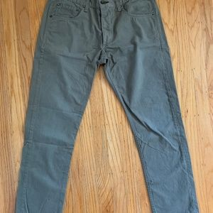 EEUC Men's Rag & Bone Chinos, size 31